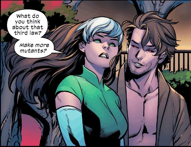 Rogue, Gambit, Dawn of X, Tini Howard, X-Babies Tini Howard Excalibur #1