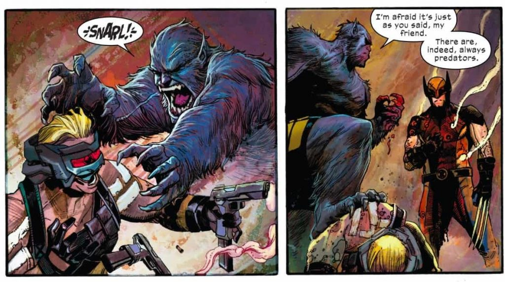 Beast, Hank McCoy, Wolverine, Dawn of X