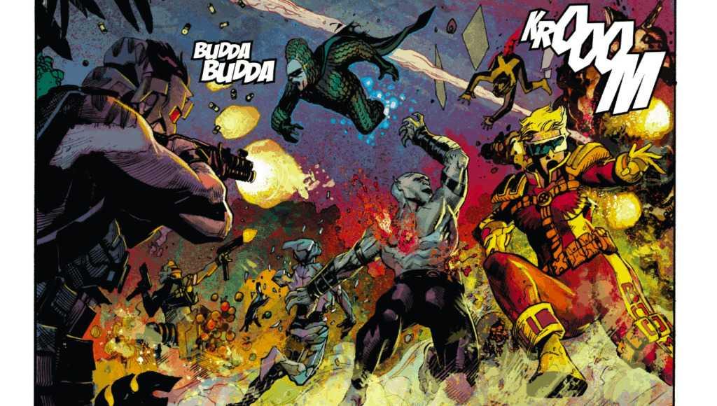 X-Men, Krakoa, X-Force, Dawn of X, Joshua Cassara