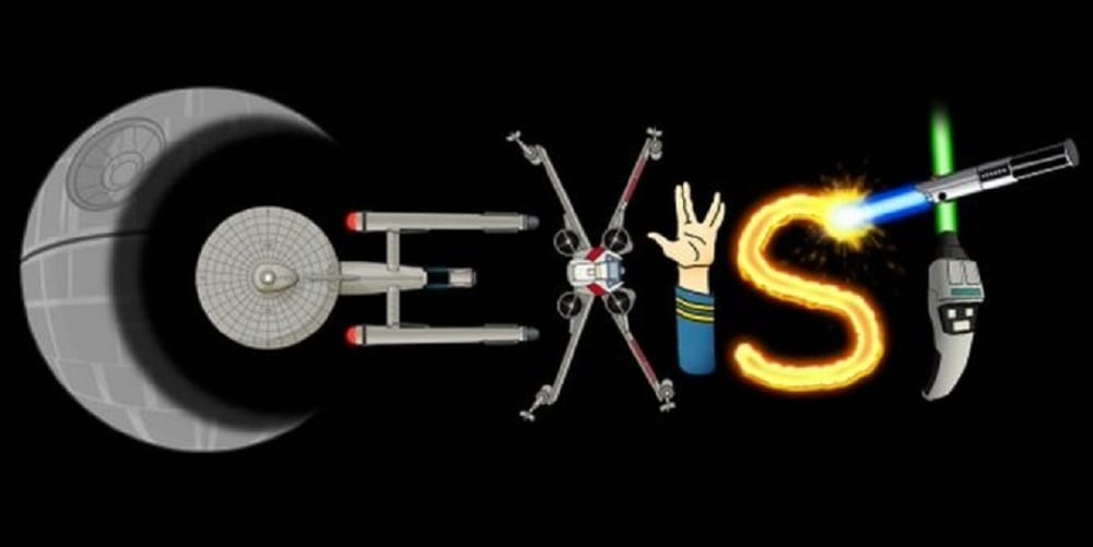 Star Wars Star Trek Rivalry Coexist