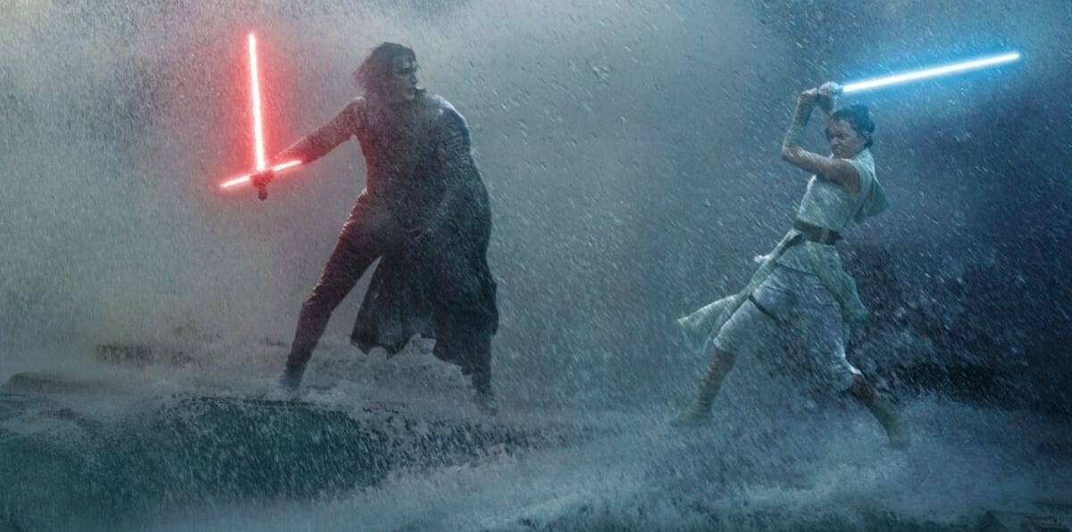 Star Wars The Rise of Skywalker Box Office Projection Reylo Gets Wet