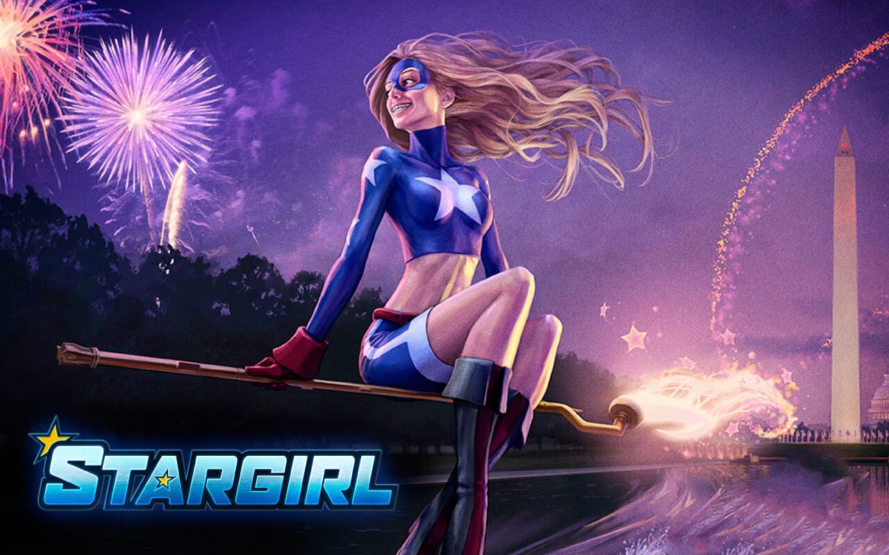Stargirl CW DC Universe Featured