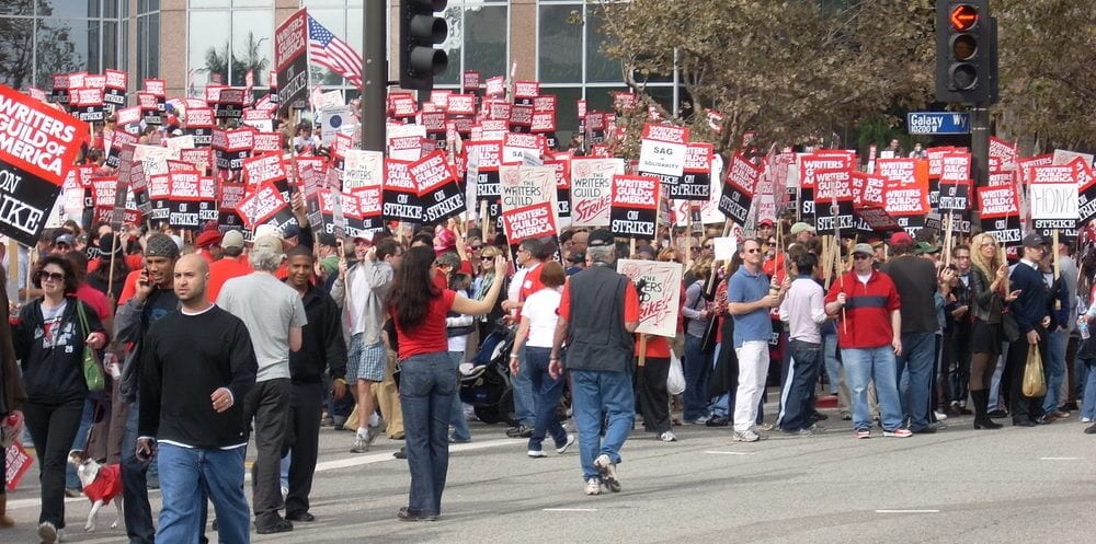 TV Writers' Strike