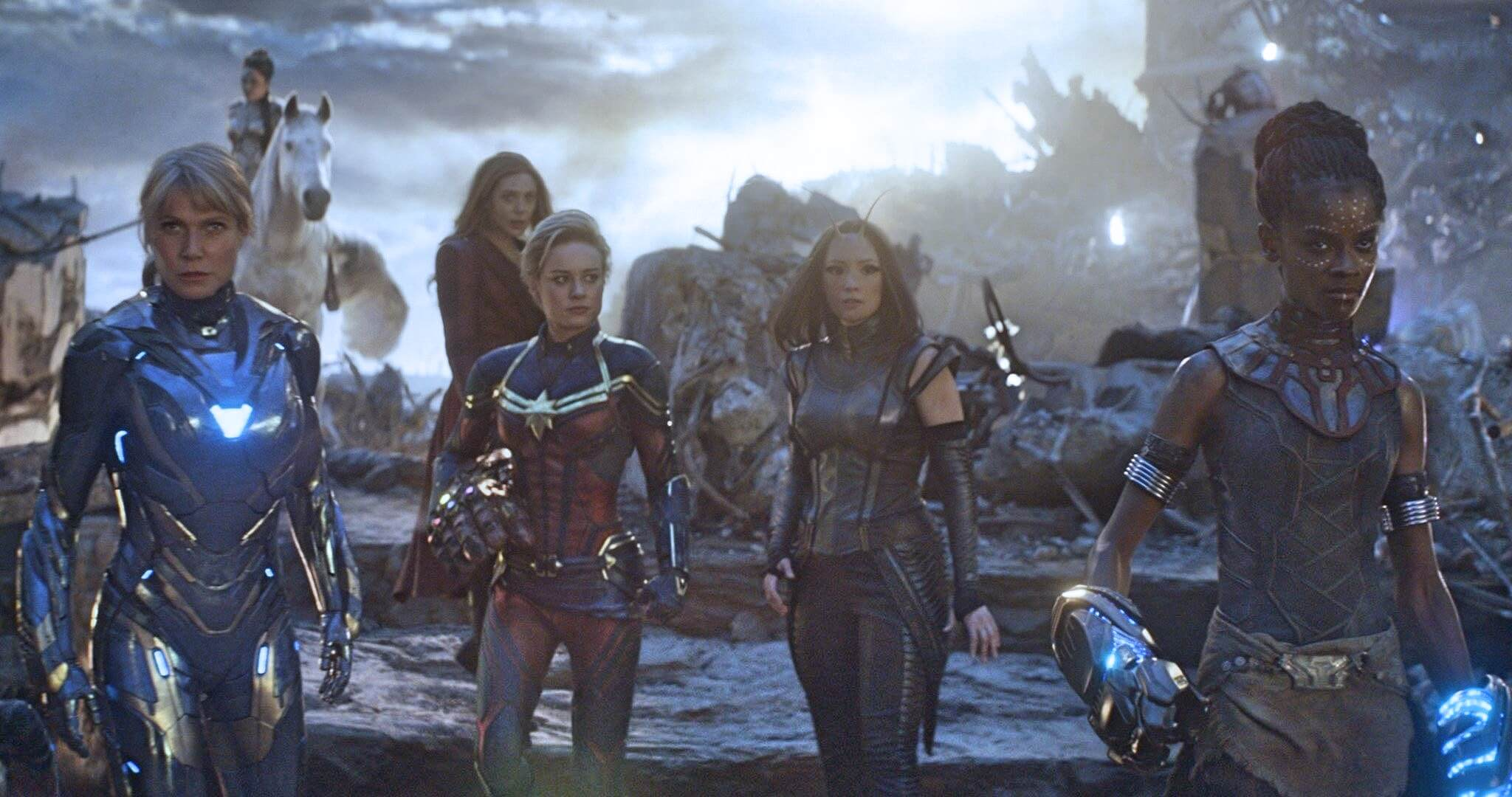 Upcoming Untitled Marvel Movie Release Dates A-Force