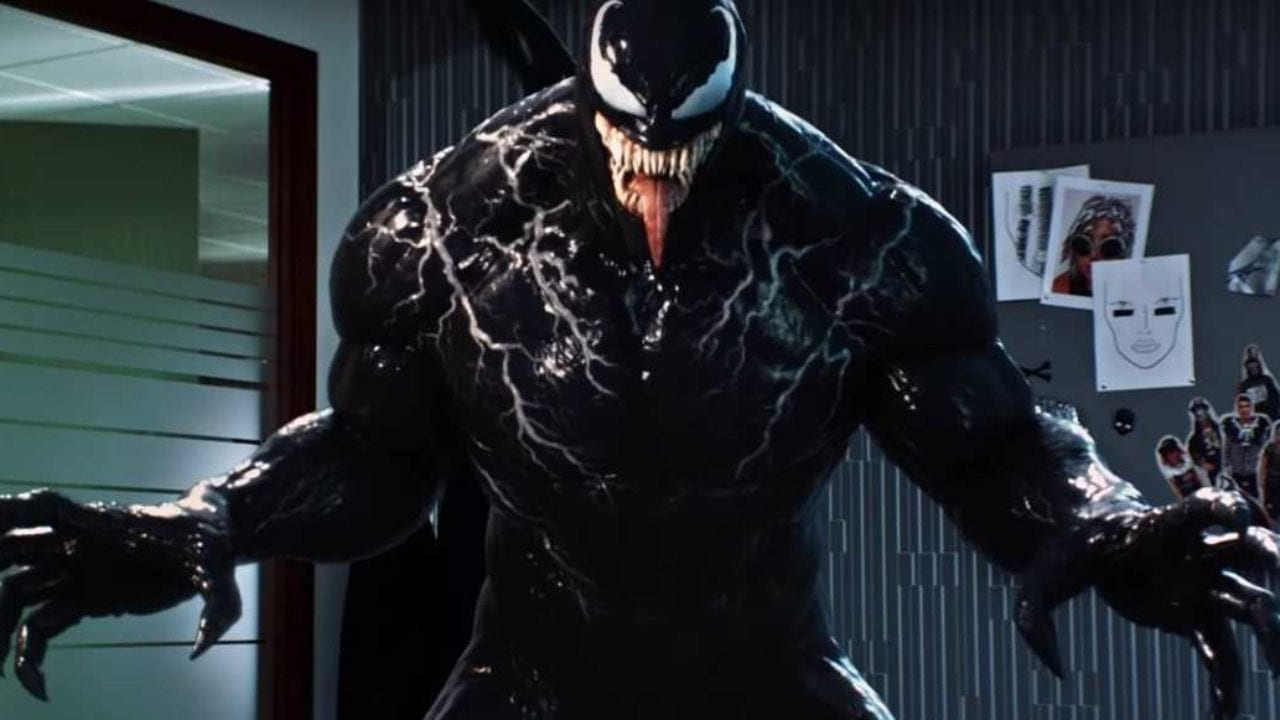 Venom 2 started filming featured