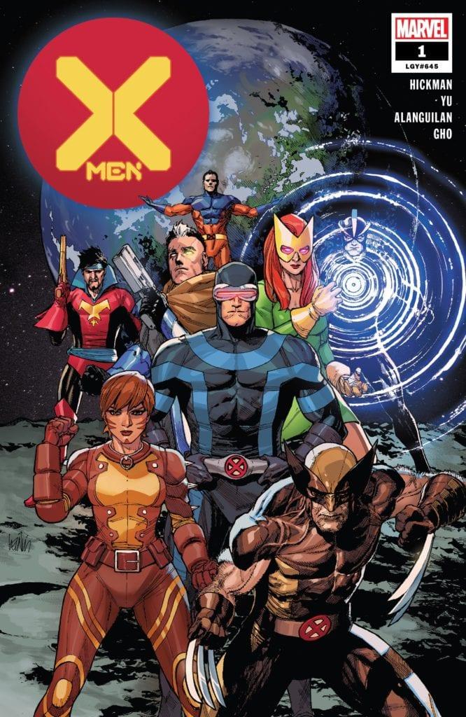 X-Men, Jonathan Hickman, Dawn of X, Marvel Comics