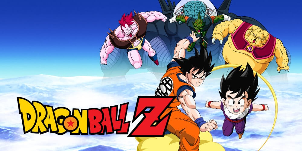 Poster for Dragon Ball Z Anime Anime streaming services
