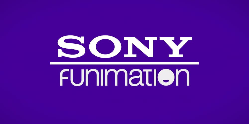 A key logo for Sony's Funimation Anime streaming service Anime streaming services