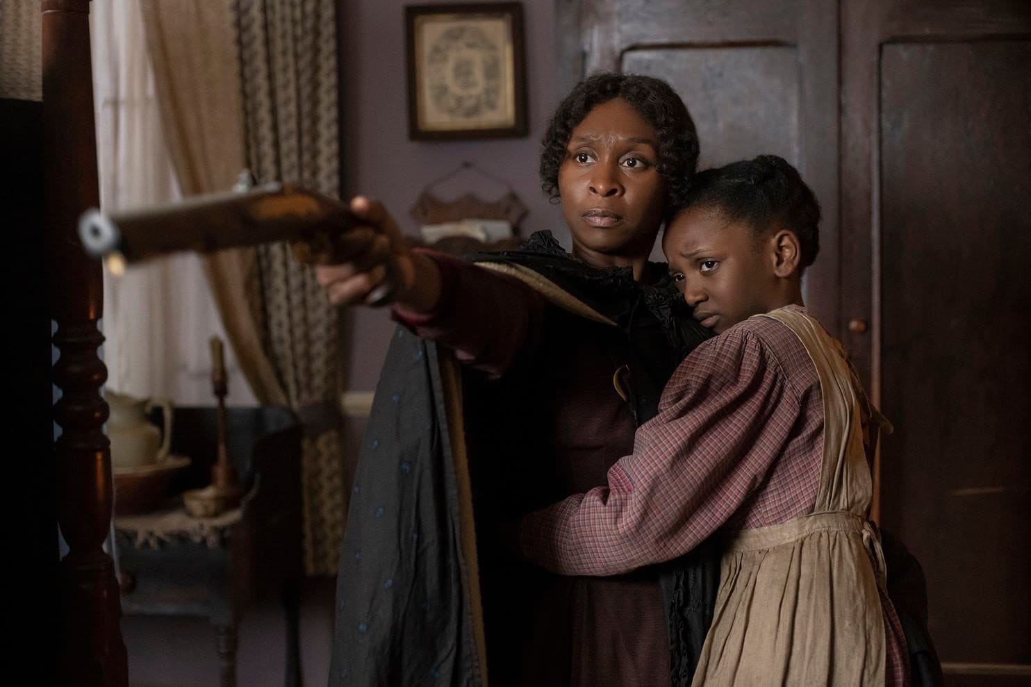 Cynthia Erivo, Harriet Tubman, Focus Features, Janelle Monáe