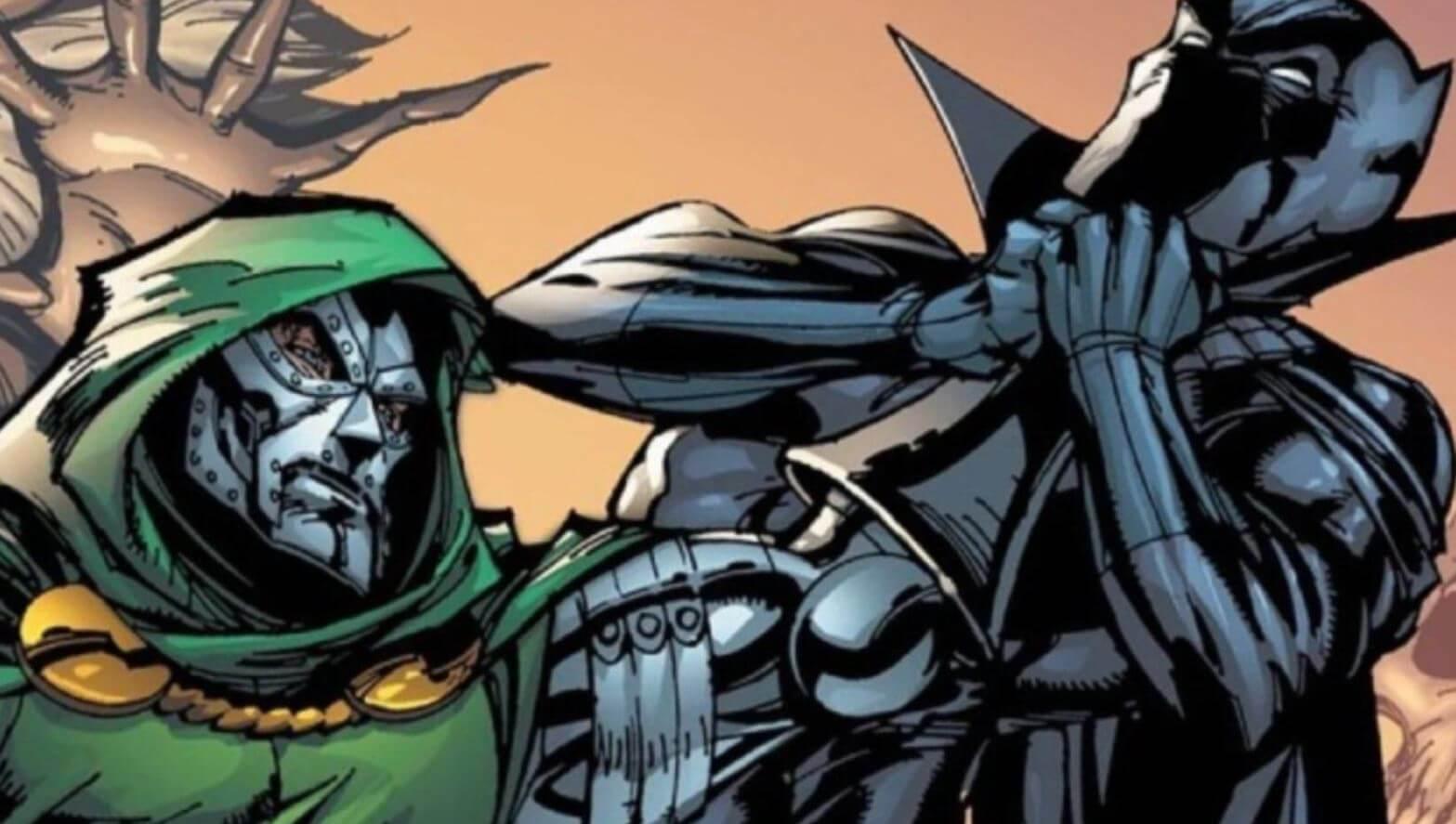 Doctor Doom, Black Panther II, Ryan Coogler, Chadwick Boseman
