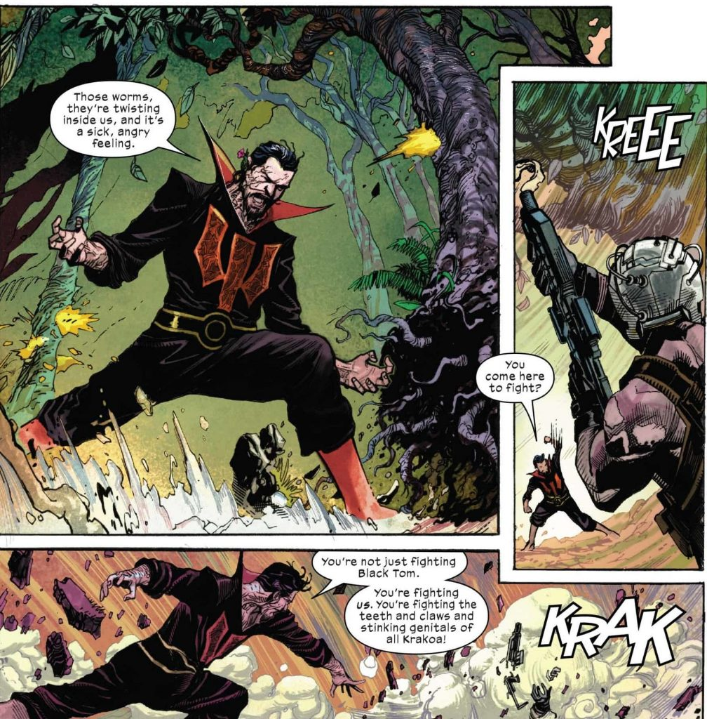 Black Tom Cassidy, Krakoa,