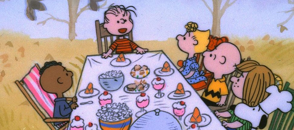 A Charlie Brown Thanksgiving Special