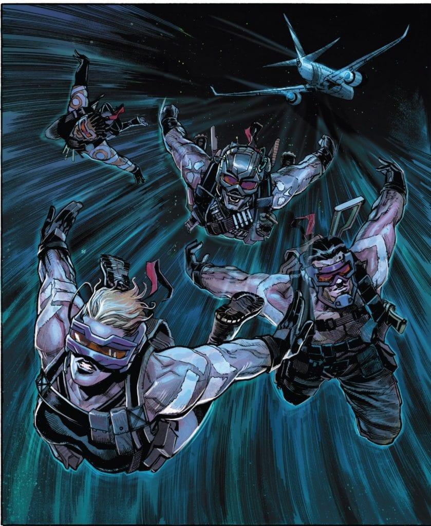 Domino, X-Force, Marvel Comics, X-Men, Dawn of X