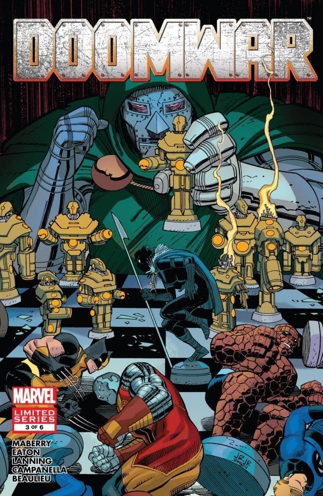 Doom War, Doctor Doom, Black Panther II, Black Panther, Fantastic Four