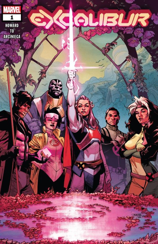 Excalibur, Dawn of X Titles, X-Men, Tini Howard