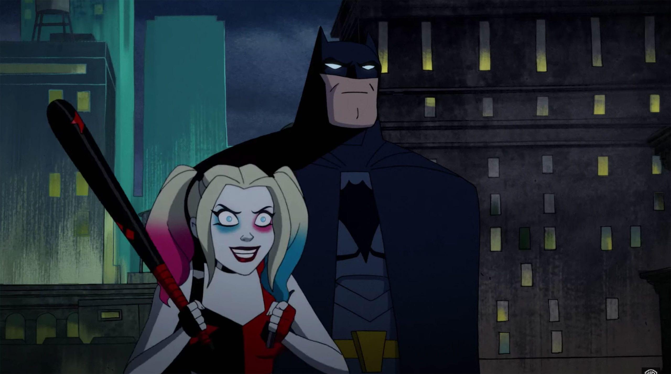Harley Quinn, Batman, DC Universe