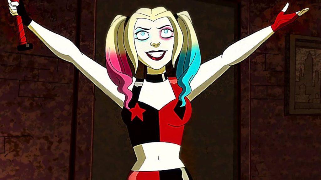 Harley Quinn, Kaley Cuoco, DC Universe