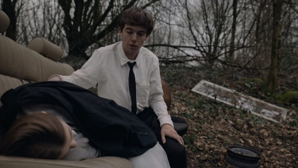 James, Season 2 The End of the F***ing World