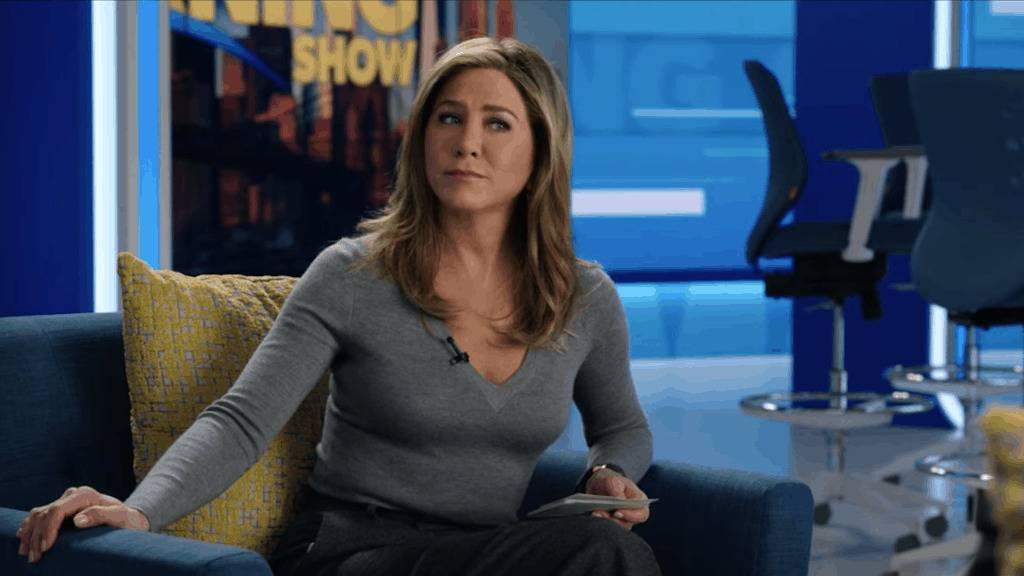 Jennifer Anniston Hosts The Morning Show on Apple TV+