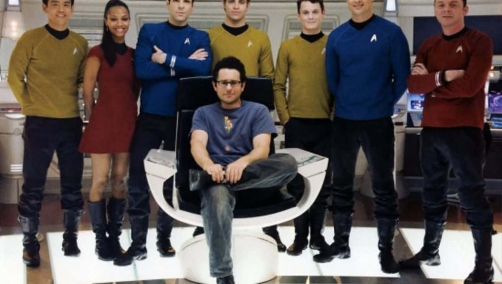 JJ Abrams, Star Trek, Green Lantern Corps, Director