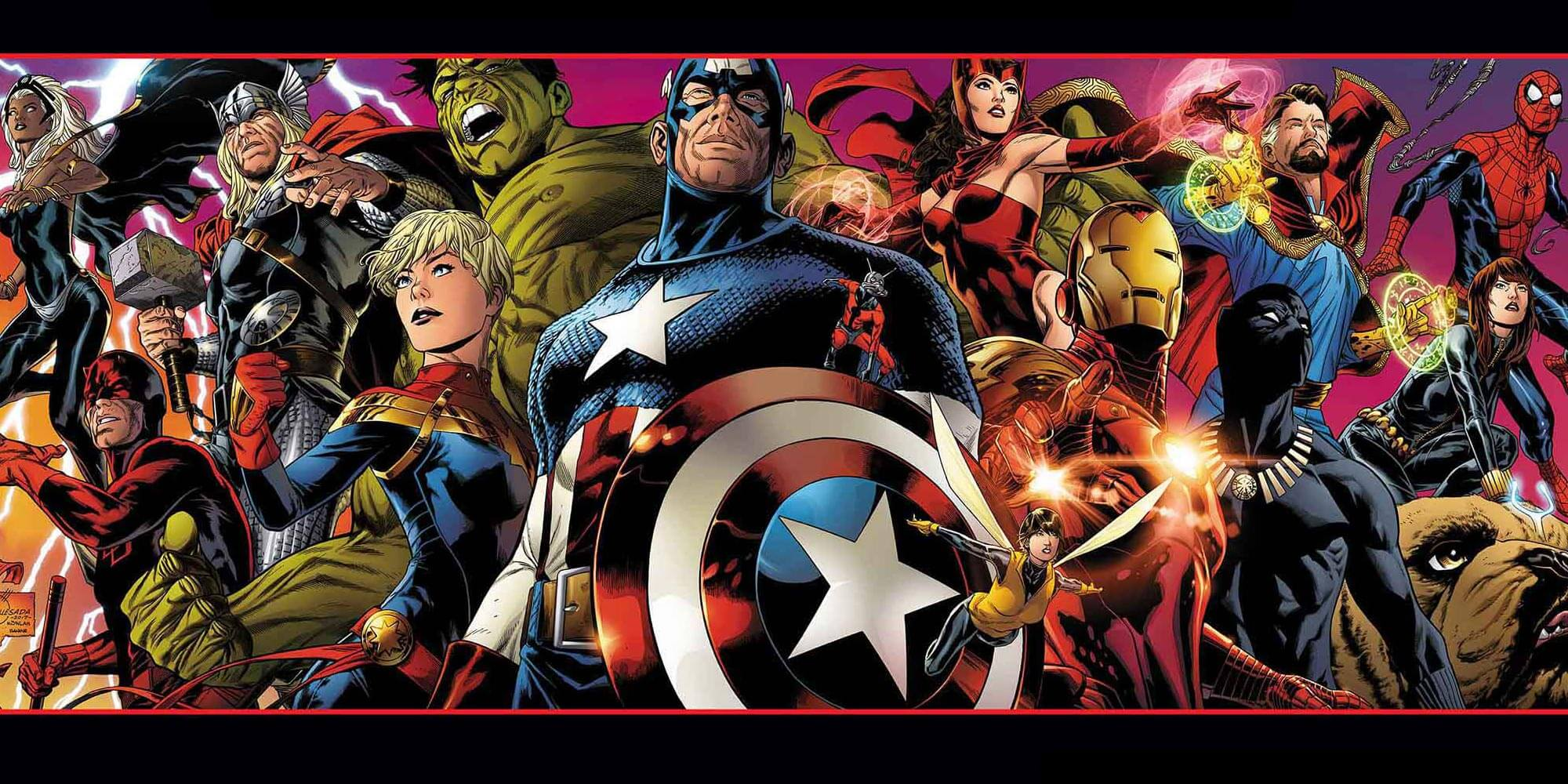 Marvel Legacy, Marvel Comics, Marvel Events Decade