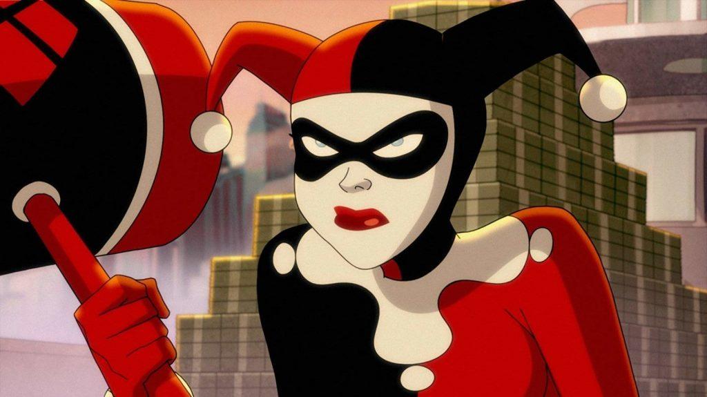 Paul Dini, Harley Quinn, Kaley Cuoco, DC Universe