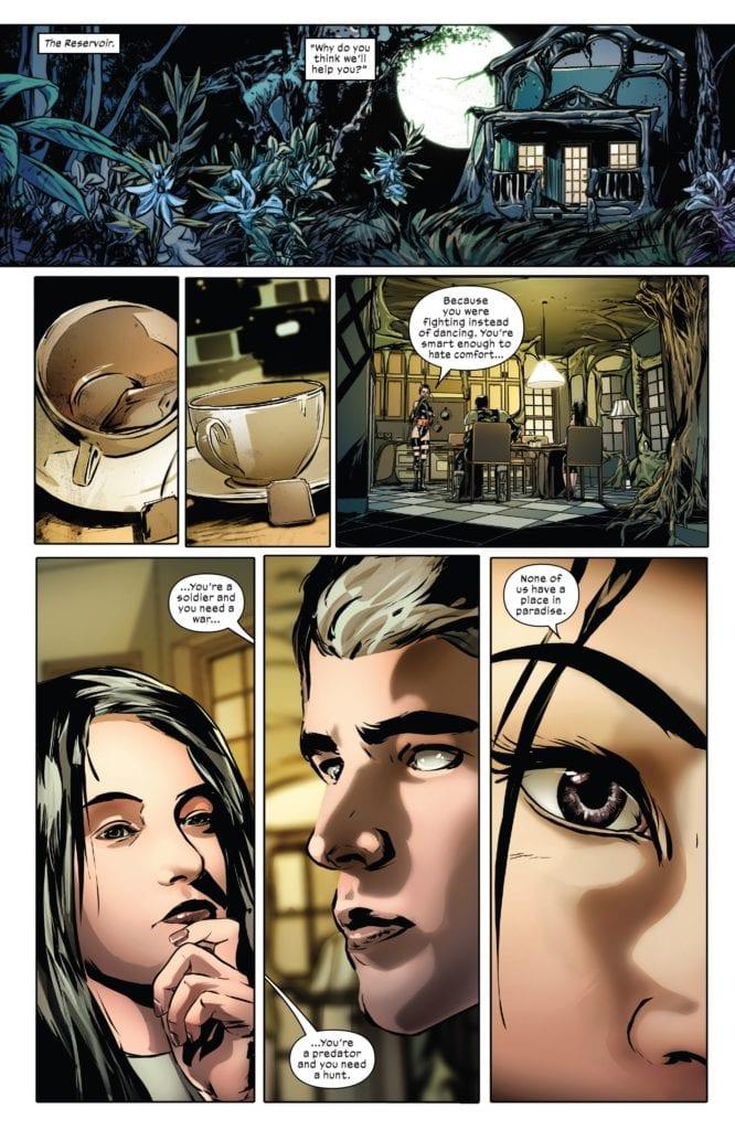 Psylocke, X23, Cable, Fallen Angels, X-Men, Dawn of X