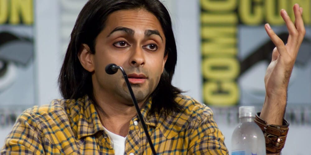 Co-creator of the Ramayana story inspired Heaven's Forest, Adi Shankar