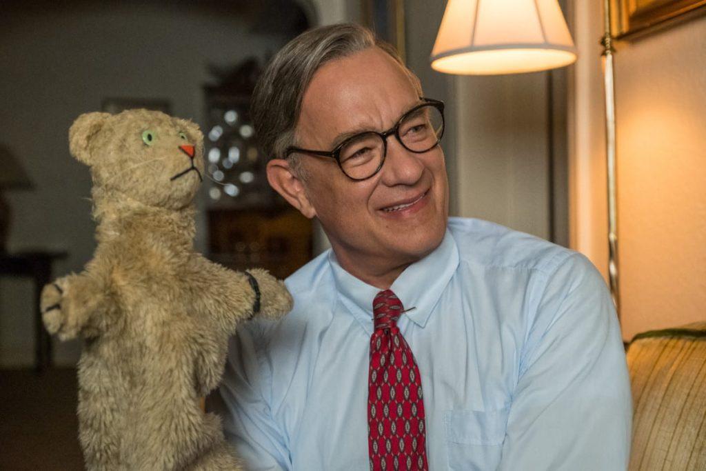 Tom Hanks, Mr. Rogers, A Beautiful Day in the Neighborhood,