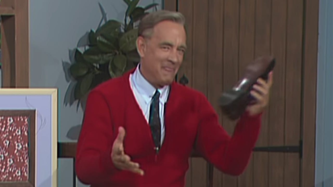 Tom Hanks, Mr. Rogers, Matthew Rhys, Beautiful Day in the Neighborhood