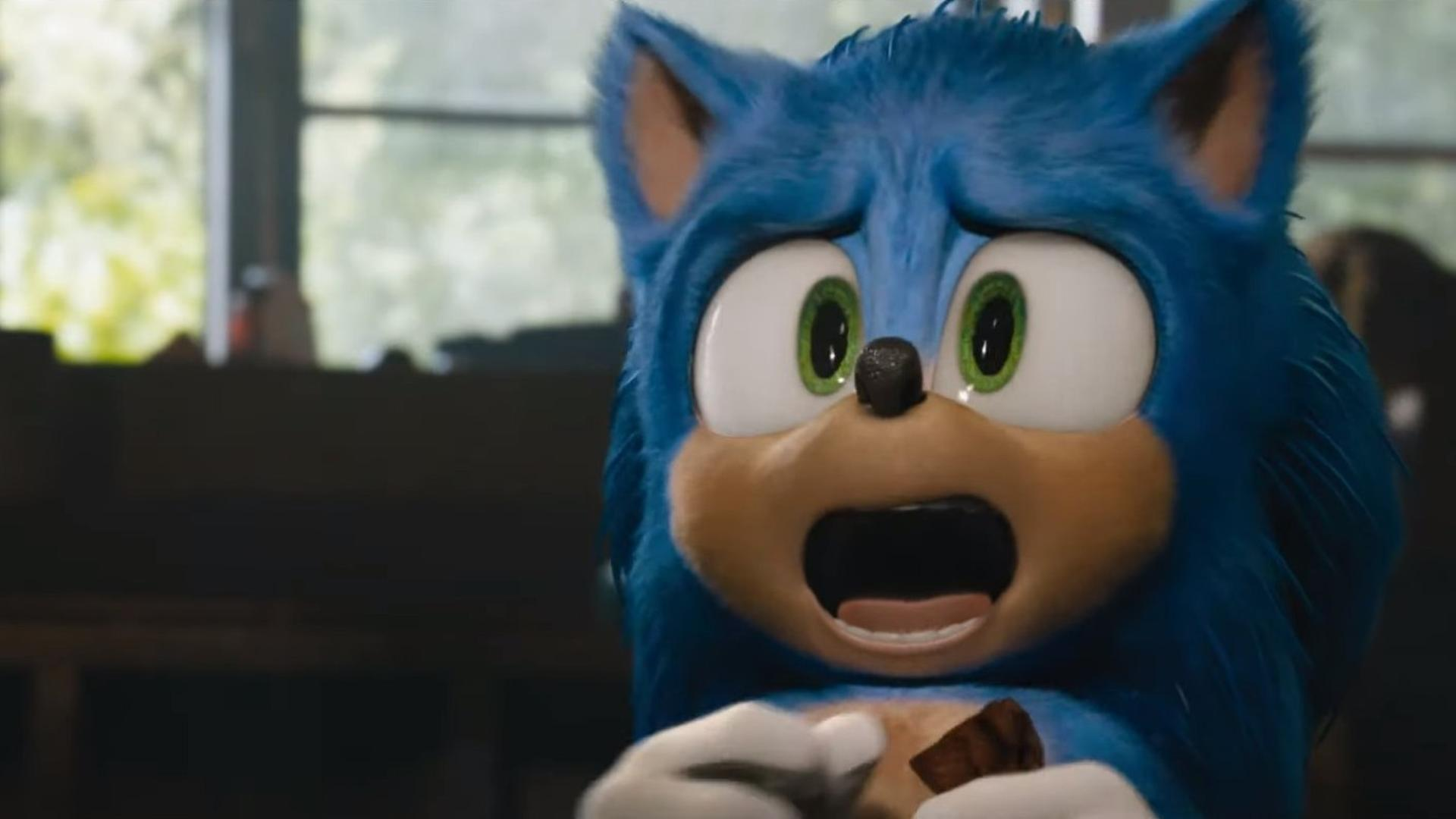Sonic From Second Trailer