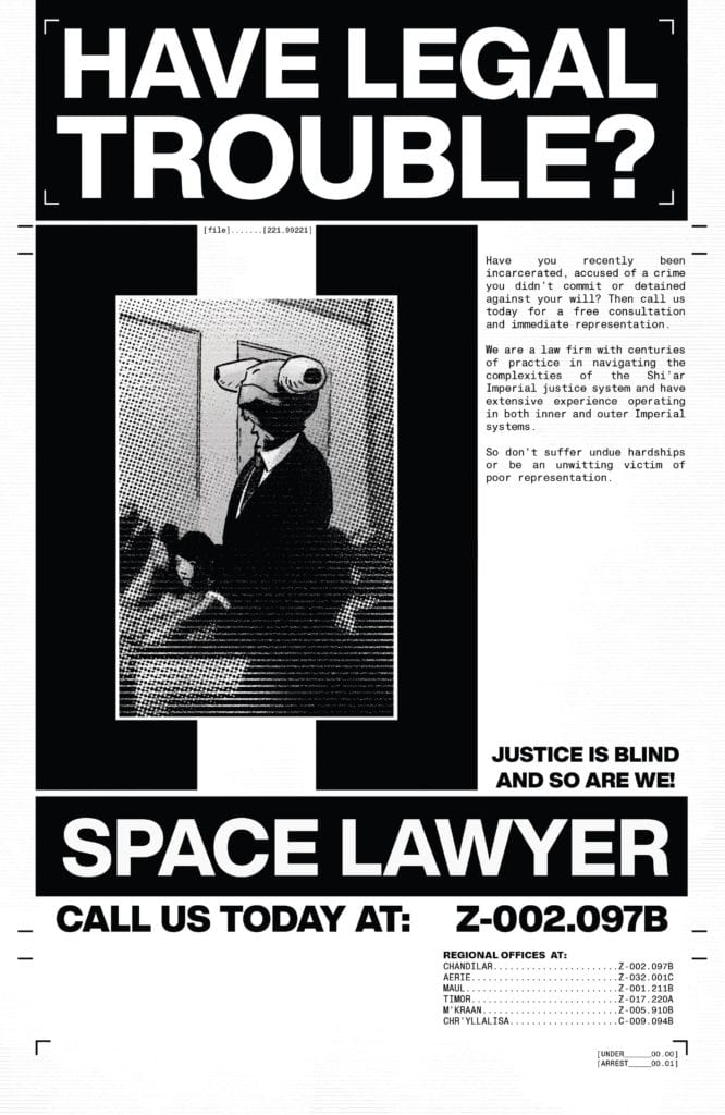 Space Lawyer, Marvel Cosmic, Starjammers, Jonathan Hickman, Ed Brisson, New Mutants