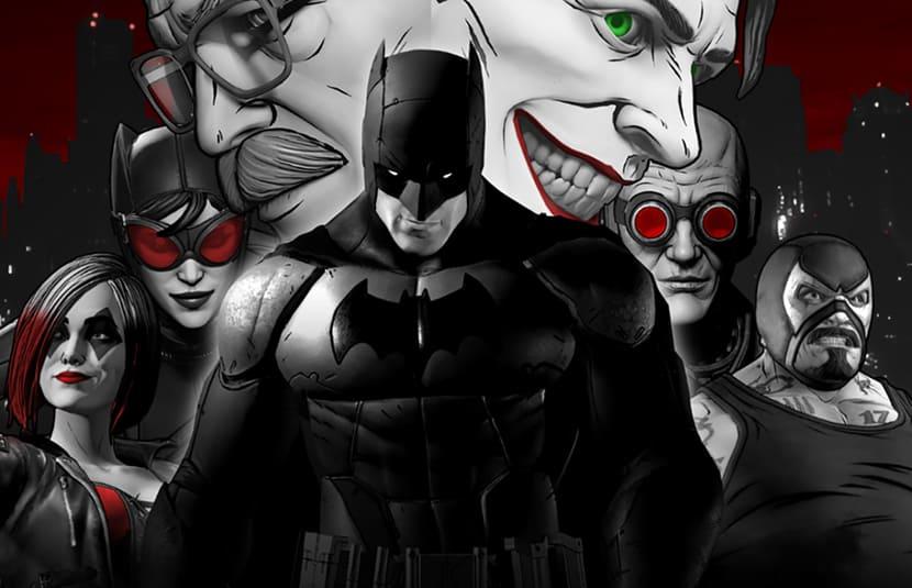 telltale batman games
