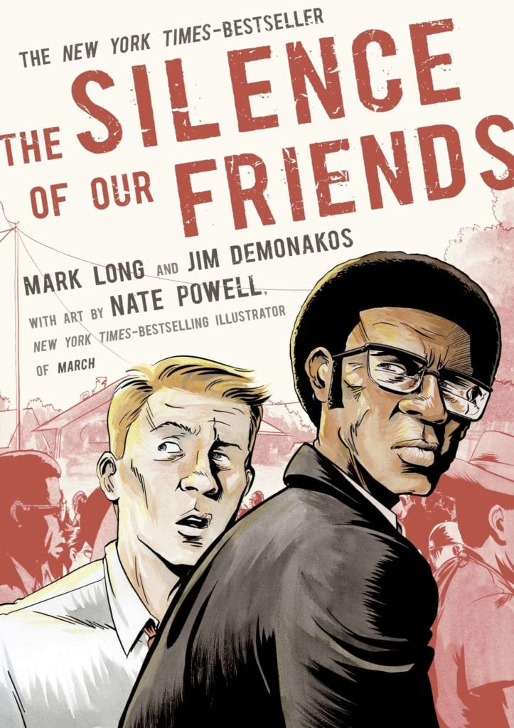 Silence of Our Friends, John Lewis, First Second, Important Graphic Novels