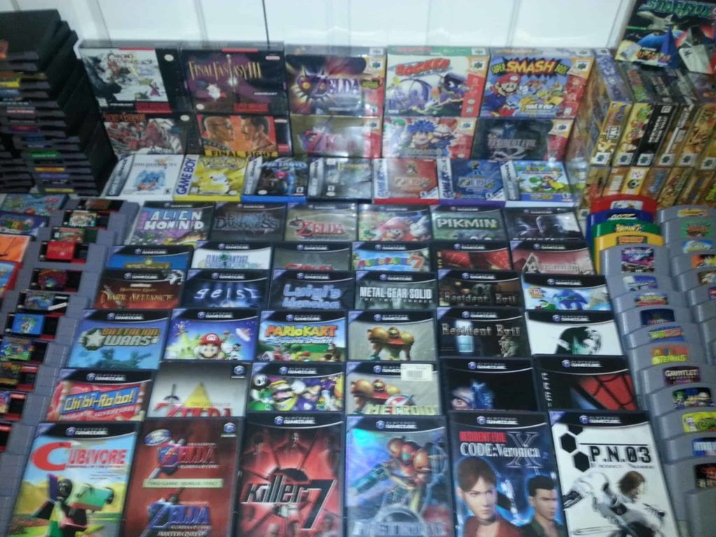 gamecube collectible games value