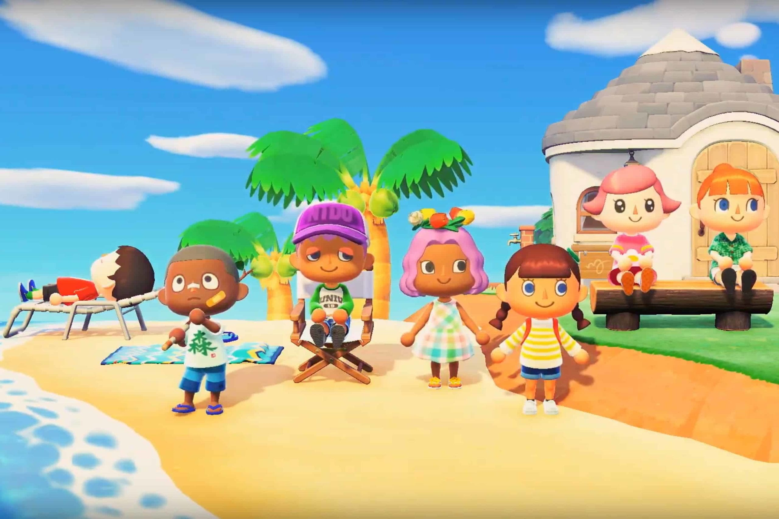 the history of animal crossing