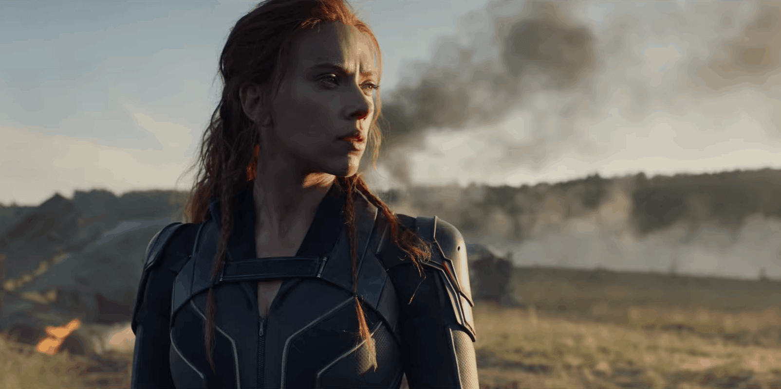 Black Widow Trailer Featured new suit