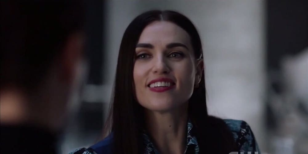Crisis On Infinite Earths Hour 1 Lena Luthor Being 100 percent that Luthor