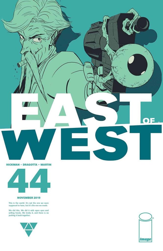 East of West, Jonathan Hickman, Image Comics