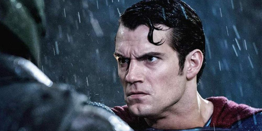 Henry Cavill Snyder Cut Future Superman Shirt Angry at Batman Michael Keaton's Batman DCEU