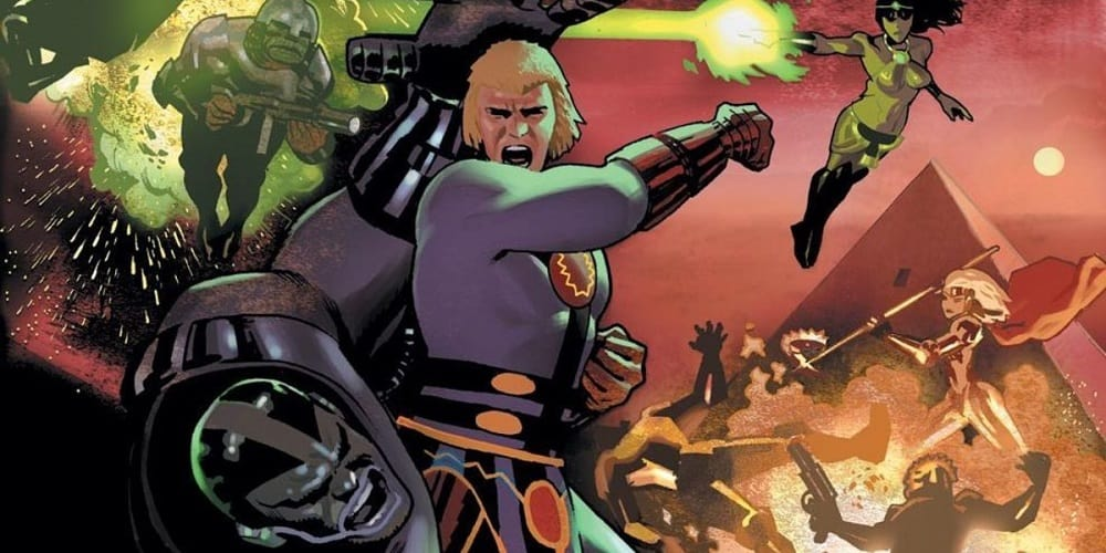 Marvel gives first looks at The Eternals, WandaVision