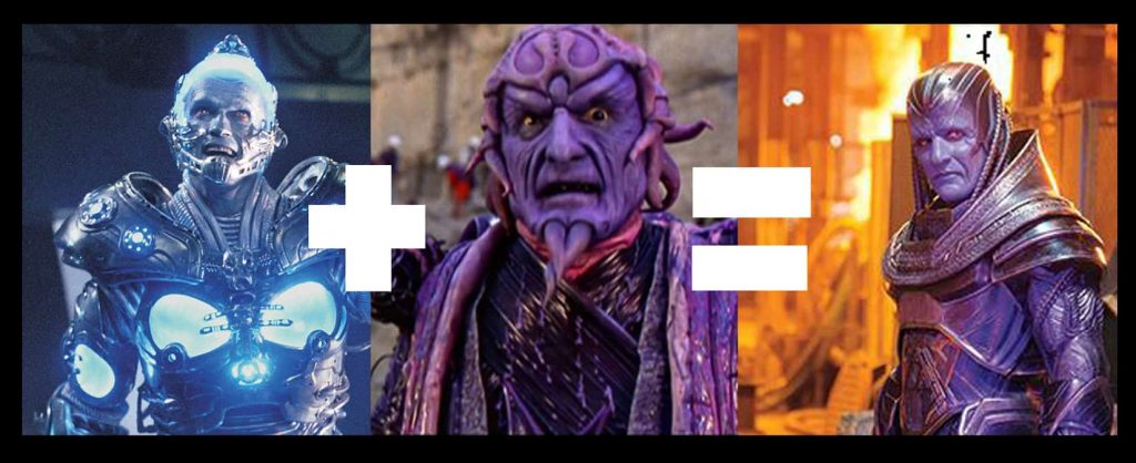 Mr. Freeze, Ivan Ooze, Apocalypse, X-Men, MCU, Multiverse, Saga
