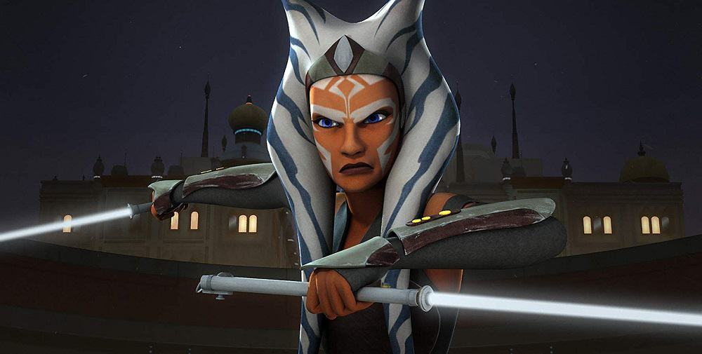 Next STar WArs movie 2022 Ahsoka Rebels