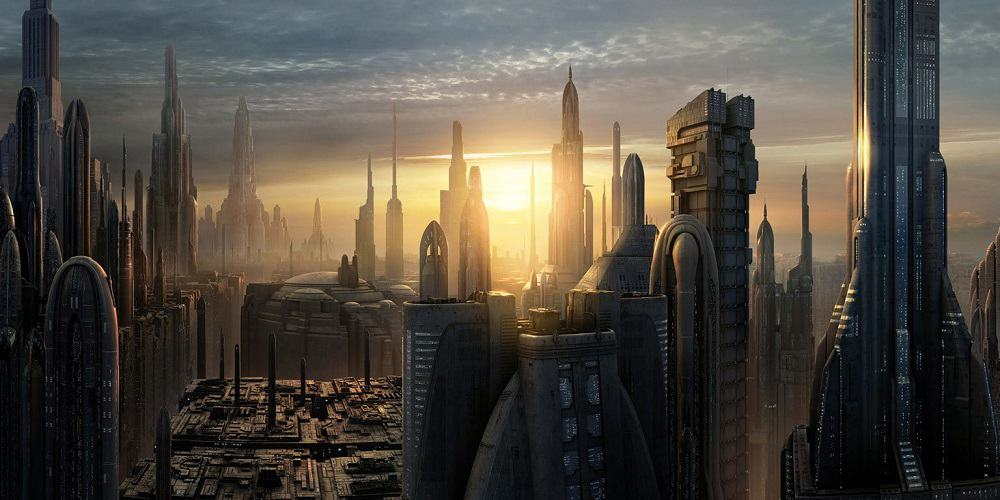 Next STar WArs movie 2022 Old Republic Coruscant via Lucasfilm