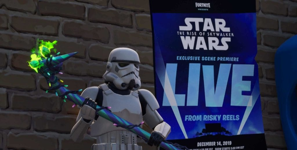fortnite star wars event - photo #4