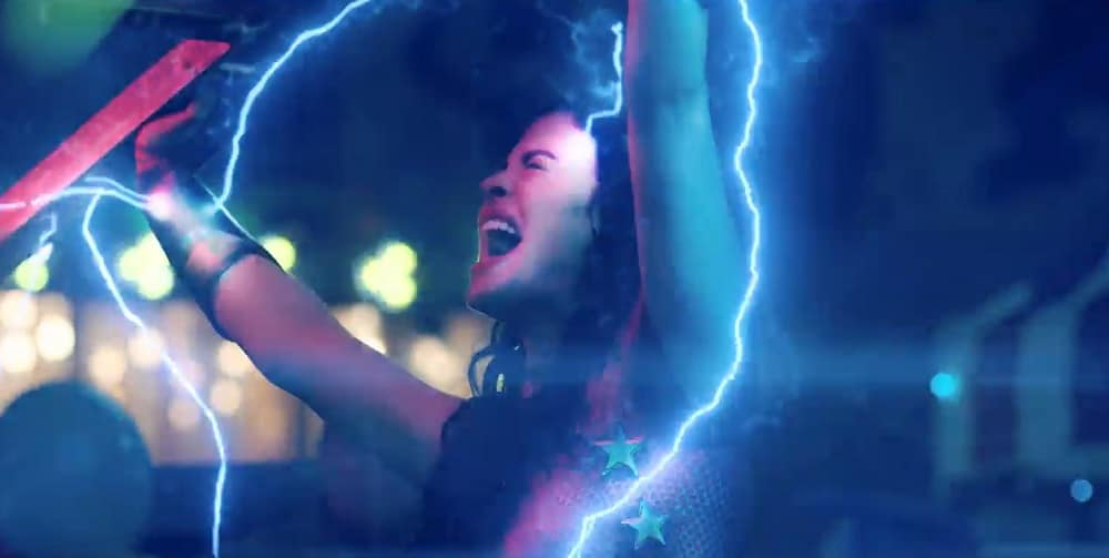 Titans Season 2 Finale Donna Troy Electricity and Superboy is RIGHT THERE