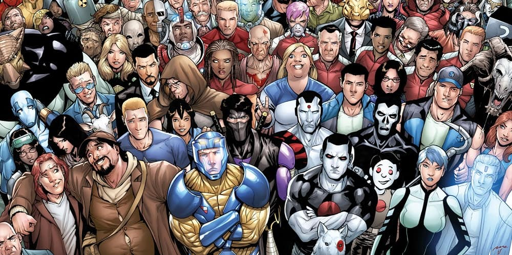Valiant Universe Video Games Group
