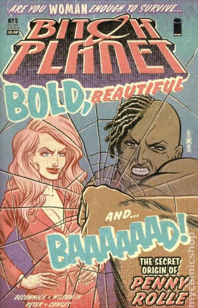 Bitch Planet, Kelly Sue DeConnick, Best Indie Comics Decade