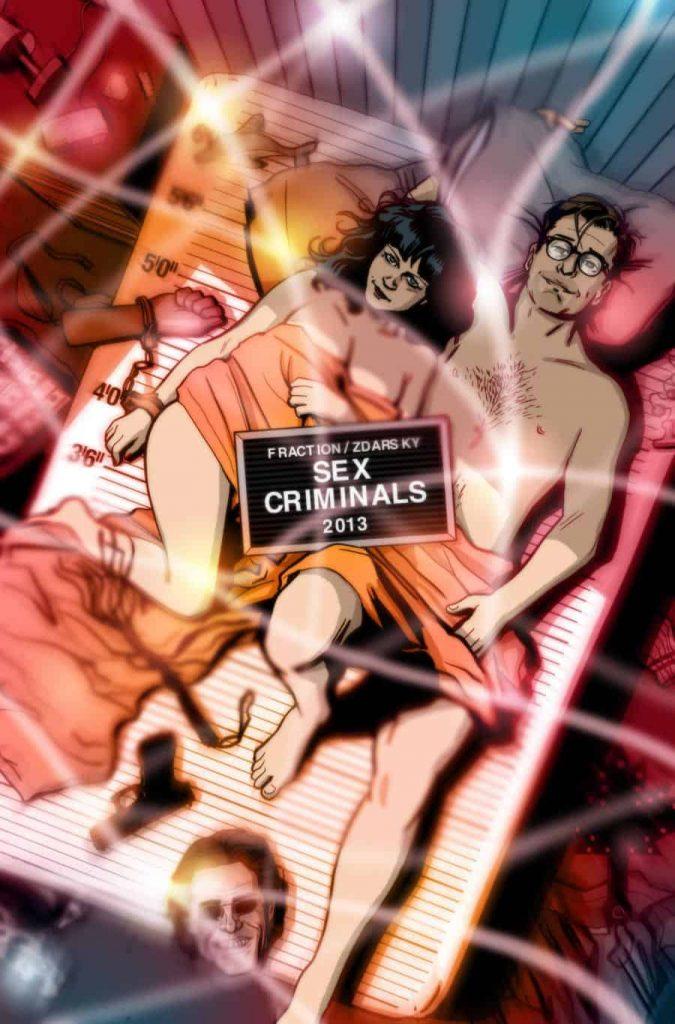 Matt Fraction, Chip Zdarsky, Sex Criminals, Image Comics, Best Indie Comics Decade