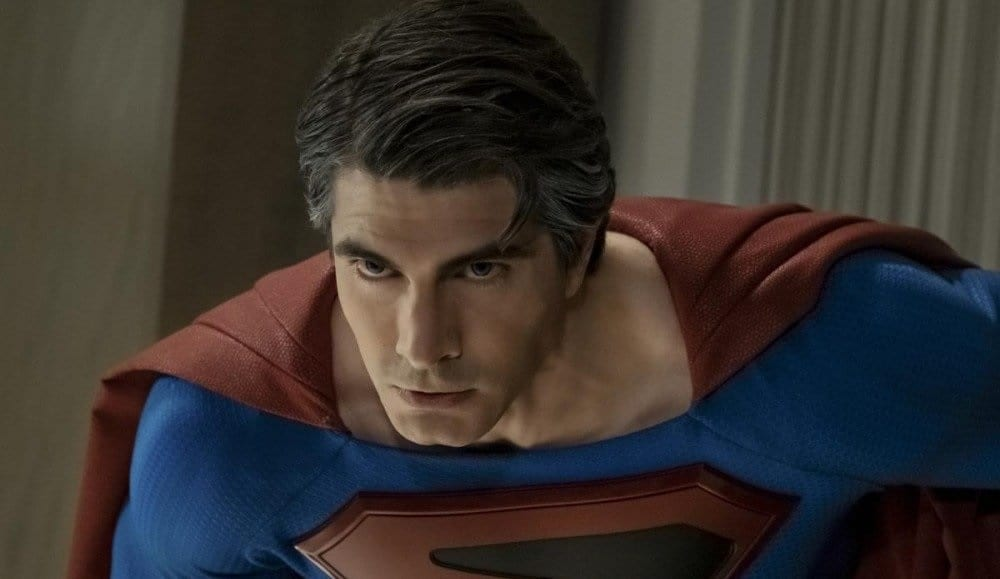 crisis on infinite earths hour 2 Brandon Routh Superman
